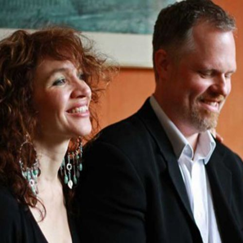 Jacqui Dankworth and Charlie Wood